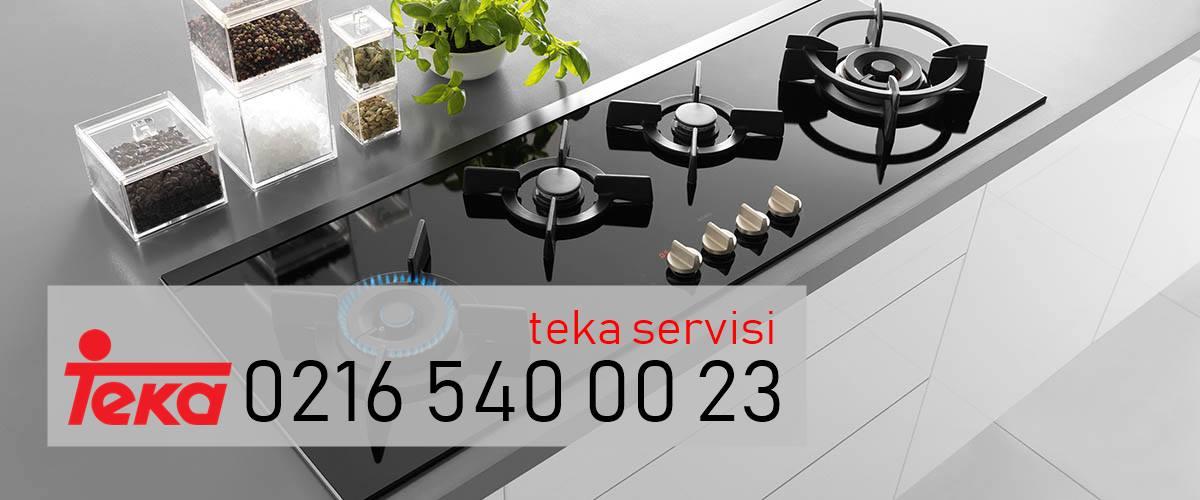 Çekmeköy Teka Servisi